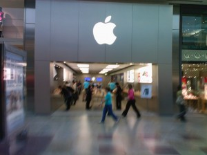 Apple Store, WestQuay, Southampton