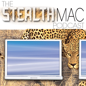 Stealth Mac podcast logo