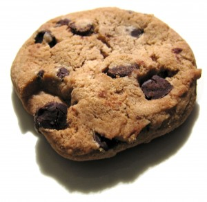 Cookie picture, by amagill -- http://www.flickr.com/photos/amagill/34754258/