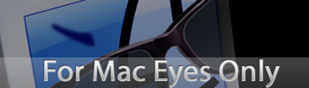 For Mac Eyes Only logo