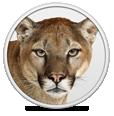 Mountain Lion pre-release logo