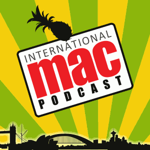 International Mac Podcast logo