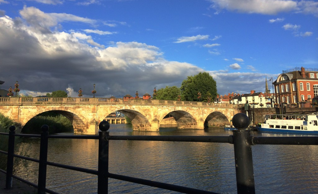 Bridge in Shrewsbury