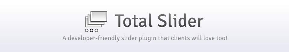 Total Slider Banner