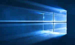 Windows 10 'Hero' image